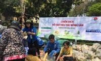 Tuổi trẻ Việt Nam: chung sức xây dựng quê hương