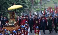 Lễ dâng hương Giỗ Tổ Hùng Vương 2018