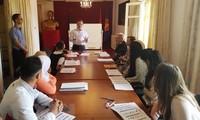 Đại sứ quán Việt Nam ở Algeria mở lớp dạy tiếng Việt