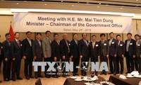 Việt Nam khẳng định luôn quan tâm đặc biệt và tạo thuận lợi cho các nhà đầu tư nước ngoài