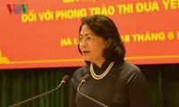 Lời kêu gọi thi đua ái quốc của Chủ tịch HCM:Giá trị lý luận và thực tiễn đối với phong trào thi đua