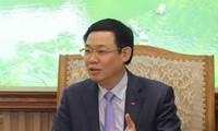 Phó Thủ tướng Vương Đình Huệ sắp thăm Hoa Kỳ, Brasil và Chile