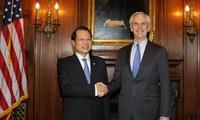 ส่งเสริมความสัมพันธ์ร่วมมือระหว่างเวียดนามกับสหรัฐ