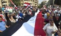 ชาวอียิปต์นับพันคนชุมนุมประท้วงทั่วประเทศ