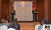เวียดนาม – ไทยเห็นด้วยว่า มูลค่าการค้าทวิภาคีจะเป็น1หมื่น5พันล้านเหรียญสหรัฐในปี2020