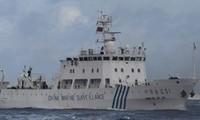 เรือตรวจการณ์ทางทะเลของจีนเข้าน่านน้ำหมู่เกาะที่กำลังมีการพิพาทด้านอธิปไตยกับญี่ปุ่น