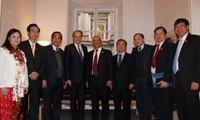 สวีเดนให้ความสำคัญต่อความสัมพันธ์กับเวียดนาม