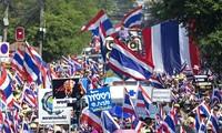 รักษาการนายกรัฐมนตรีไทยเรียกร้องให้ประชาชนออกมาใช้สิทธิ์เลือกตั้งในวันที่ 2 กุมภาพันธ์