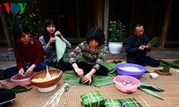 กิจกรรมต้อนรับปีใหม่ที่พิพิธภัณฑ์ชาติพันธุ์เวียดนาม