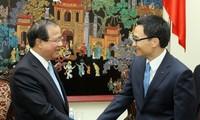 เวียดนามและลาวขยายความร่วมมือในด้านการสื่อสาร วัฒนธรรมและการท่องเที่ยว