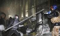 รัฐสภายูเครนยกเลิกกฎหมายต่อต้านการชุมนุมที่สร้างความถกเถียงกัน