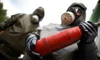 สหรัฐเรียกร้องให้ซีเรียเร่งส่งมอบอาวุธเคมี