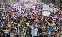 กปปส. เรียกร้องประชาชนชาวไทยไม่ร่วมการเลือกตั้งทั่วไป 2 กุมภาพันธ์