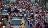 กปปส.ชุมนุมประท้วงต่อไปก่อนการเลือกตั้งวันที่ 2 กุมภาพันธ์