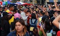 การเลือกตั้งไทยดำเนินไปท่ามกลางความกังวล