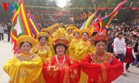 เทศกาลเนินโด๊งดาในกรุงฮานอย