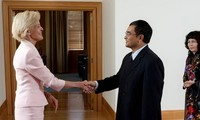 ผู้สำเร็จราชการแทนพระองค์ของออสเตรเลียแสดงความประทับใจต่อการพัฒนาที่คล่องตัวของเวียดนาม
