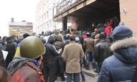 รัฐบาลยูเครนและฝ่ายค้านบรรลุข้อตกลงหยุดยิง