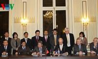 เวียดนามและฝรั่งเศสขยายความร่วมมือในด้านกฎหมายและตุลาการ