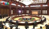 ประธานประเทศเจืองเติ๊นซางเสร็จสิ้นการเข้าร่วมการประชุมสุดยอดเอเปก