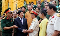 เปิดการประชุมสมัชชาใหญ่การแข่งขันรักชาติทั่วประเทศครั้งที่ 5 ของสมาคมทหารผ่านศึกเวียดนาม