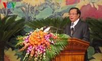 กิจกรรมต่างๆเพื่อรำลึกวันก่อตั้งกองทัพประชาชนและวันปวงชนป้องกันประเทศ 22 ธันวาคม