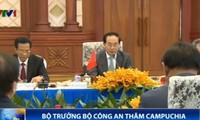 เวียดนามและกัมพูชาเห็นพ้องกันที่จะร่วมมือกันอย่างใกล้ชิดเพื่อต่อต้านอิทธิพลที่เป็นอริ