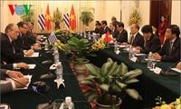 ผลักดันความสัมพันธ์มิตรภาพระหว่างรัฐสภาเวียดนามกับสาธารณรัฐบูรพาอุรุกวัยอย่างจริงจังและมีประสิทธิภาพ