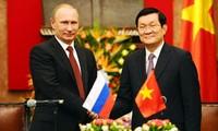 ความสัมพันธ์เวียดนาม – สหพันธรัฐรัสเซีย 65 ปีแห่งการสร้างสรรค์และพัฒนา