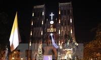 ชมรมชาวคริสต์ในกรุงฮานอยพร้อมใจมีส่วนร่วมกับประชาชาติ