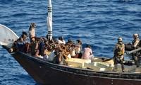 โจรสลัดโซมาเลียปล่อยตัวชาวไทย 4 คนหลังถูกจับตัวเป็นเวลาเกือบ 5 ปี