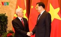 ภารกิจของท่านเหงียนฟู้จ่อง ณ ประเทศจีน