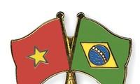 ความสัมพันธ์ระหว่างเวียดนามกับบราซิลกำลังพัฒนาอย่างดีงาม