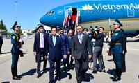 นายกรัฐมนตรีเหงียนเติ๊นหยุงเข้าร่วมพิธีลงนามเอฟทีเอระหว่างเวียดนามกับพันธมิตรเศรษฐกิจเอเชีย – ยุโรป