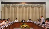 หัวหน้าสำนักงานที่เป็นตัวแทนของเวียดนามในต่างประเทศเป็นสะพานเชื่อมระหว่างนครโฮจิมินห์กับประเทศต่างๆ