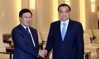 เวียดนาม – จีนหารือโดยตรงเกี่ยวกับปัญหาทางทะเล
