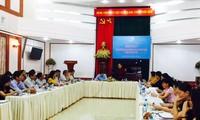 ประชาสัมพันธ์เกี่ยวกับสหพันธ์สตรีเวียดนามต่อประชาคมระหว่างประเทศ