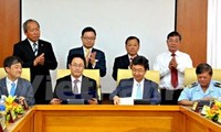 บริษัทสาธารณรัฐเกาหลีช่วยเหลือเวียดนามฝึกอบรมผู้เชี่ยวชาญด้านโลจิสติกส์