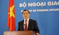 เวียดนามเป็นผู้สังเกตการณ์ในการพิจารณาอำนาจศาลอนุญาโตตุลาการในการตัดสินคดีทะเลตะวันออก