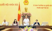 คณะกรรมาธิการสามัญแห่งรัฐสภาหารือผลการประชุมครั้งที่ 9 รัฐสภาเวียดนามสมัยที่ 13