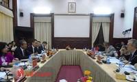 ขยายความร่วมมือระหว่างศาลฎีกาของเวียดนามกับสหรัฐ