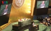 รัฐสภาเวียดนามให้คำมั่นและปฏิบัติเพื่อโลกที่พัฒนาอย่างยั่งยืน