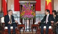 เวียดนามและสาธารณรัฐเช็กควรขยายความเข้าใจระหว่างประชาชนทั้งสองประเทศ