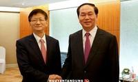 เวียดนามและจีนเห็นพ้องกันขยายความร่วมมือในทุกด้าน