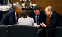 ประธานาธิบดีสหรัฐและรัสเซียพบปะกันนอกรอบการประชุมสุดยอดจี 20