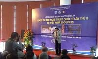 เวียดนามได้รับรางวัลต่างๆในการประกวดภาพถ่ายศิลปะนานาชาติครั้งที่ 8