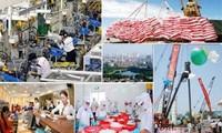 เศรษฐกิจเวียดนามเริ่มดีขึ้นในสภาวการณ์ที่เศรษฐกิจของบรรดาประเทศเอเชียชลอตัวลง