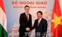 ขยายความสัมพันธ์มิตรภาพและความร่วมมือที่มีมาช้านานระหว่างเวียดนามกับฮังการี