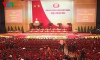 ประชามติโลกแสดงความยินดีต่อความสำเร็จของการประชุมสมัชชาใหญ่พรรคสมัยที่ 12