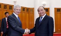 เวียดนามมีความประสงค์ที่จะขยายความสัมพันธ์ยุทธศาสตร์กับฝรั่งเศสเข้าสู่ส่วนลึก